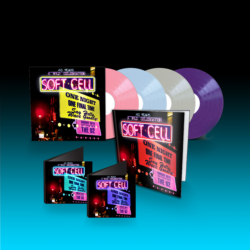 SOFT CELL - Live Album - CD, Vinyl, DVD and Blu-Ray