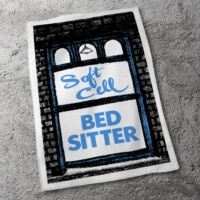SOFT CELL 'BEDSITTER' TEA-TOWEL