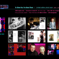 Peep inside the forthcoming Soft Cell book 'To Show You I've Been There'...