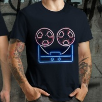 SOFT CELL NEON REVOX T-SHIRT