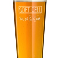 SOFT CELL 'THIS LAST PINT IN SODOM' PINT GLASS