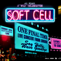 Soft Cell's final concert to be broadcast live in cinemas across the UK and Ireland