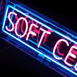 SOFT CELL - Neon Sign